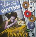 "10""/VA ✦ BLUES WITH A RHYTHM Vol.2✦Obscure 50s & 60s R&B. Limited Edition. Hear♫"